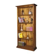 Bendigo 7x3 Bookcase in Nutmeg