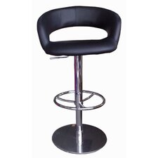 Tommie Stainless Steel Stool