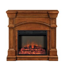 Oberon Mantel Electric Fireplace