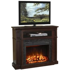 "Madigan 42"" TV Stand with Electric Fireplace"