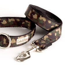 <strong>Lola and Foxy</strong> Camo Dog Collar