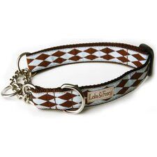 Joker Martingale Dog Collar