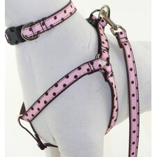 Strawberry Shake Dog Harness