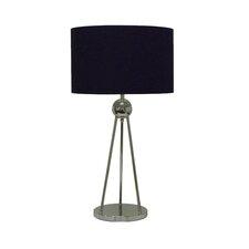 75cm Drum Table Lamp
