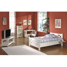 Luster Bedding Set in White