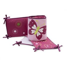 Pink Butterfly Bumper