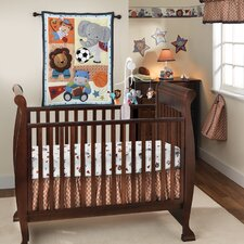 Teammates Crib Bedding Collection