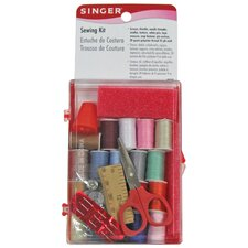 35 Piece Sewing Kit in Storage Box