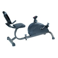 <strong>Phoenix Health and Fitness</strong> Magnetic Recumbent Bike