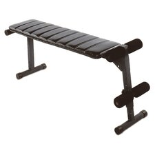 <strong>Phoenix Health and Fitness</strong> Slantboard Flat Ab Bench
