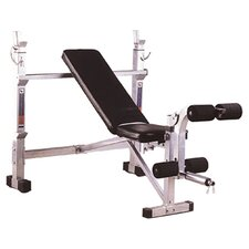 Power Adjustable Olympic Bench