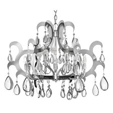 Xanadu 12 Light  Candle Chandelier