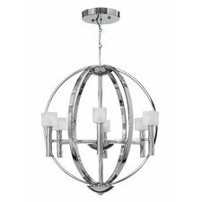 Mondo 6 Light Chandelier