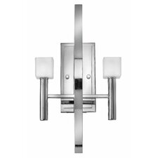 <strong>Fredrick Ramond</strong> Mondo 2 Light Wall Sconce