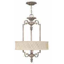 Kingsley 3 Light Foyer Pendant