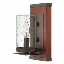 <strong>Fredrick Ramond</strong> Jasper 1 Light Wall Sconce