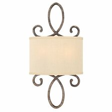 <strong>Fredrick Ramond</strong> Monterey 2 Light Wall Sconce