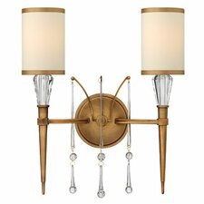 Bentley 2 Light Wall Sconce