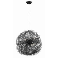 <strong>Fredrick Ramond</strong> Ion 6 Light Chandelier