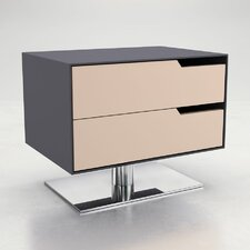 Park 2 Drawer Nightstand