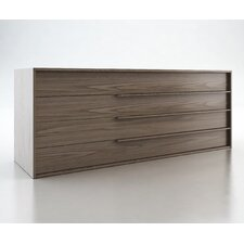 <strong>Modloft</strong> Jane 4 Drawer Dresser