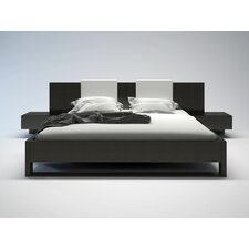Monroe Platform Bedroom Collection