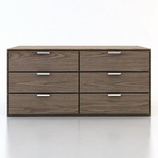 Thompson 6 Drawer Dresser