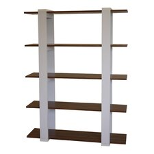 "Ellise 62.32"" Bookcase"