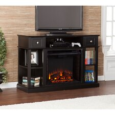 """Sutton 48"""" TV Stand with Electric Fireplace"""