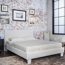 Maxwell Upholstered Platform Bed
