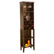 Marbelle 12 Bottle Wine Cabinet