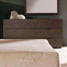 Cosmo 6 Drawer Dresser
