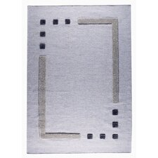 <strong>Hokku Designs</strong> Caracas Grey Rug