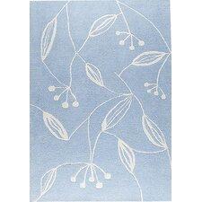 Blossom Blue Rug