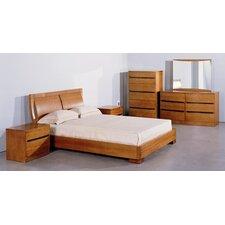 Maya Platform Bedroom Collection