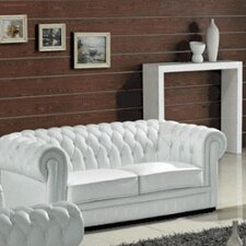 Madeline Leather Sofa