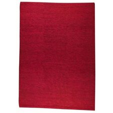<strong>Hokku Designs</strong> Manchester Red Rug