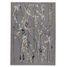<strong>Hokku Designs</strong> Tethys Grey Rug
