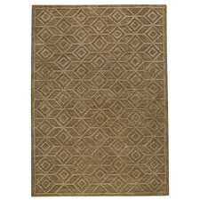 <strong>Hokku Designs</strong> Granada Brown Rug