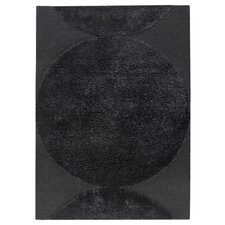 <strong>Hokku Designs</strong> Onord Black Rug