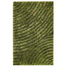 <strong>Hokku Designs</strong> Soacha Green Rug