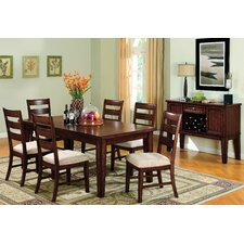 Pristine 7 Piece Dining Set