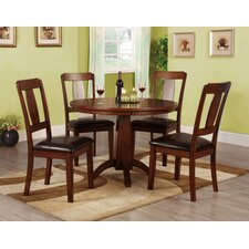 <strong>Hokku Designs</strong> Englewood 5 Piece Dining Set