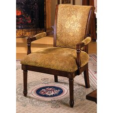 Stockton Cotton Arm Chair