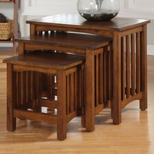 Valencia 3 Piece Nesting Tables