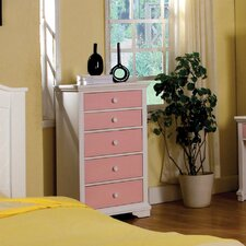 Aila 5-Drawer Chest