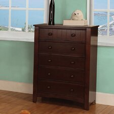 <strong>Hokku Designs</strong> Orion 5 Drawer Chest