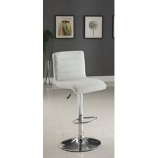 <strong>Hokku Designs</strong> Felicity Swivel Adjustable Bar Stool