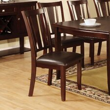 <strong>Hokku Designs</strong> Nappa Side Chair (Set of 2)