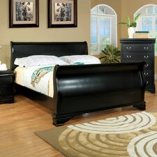 <strong>Hokku Designs</strong> Preston Sleigh Bed